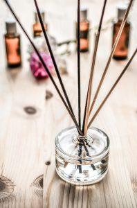 Aceite esencial de nuez moscada, aromaterapia