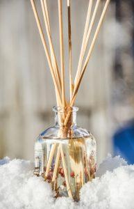 Aceite esencial de alcanfor, aromaterapia