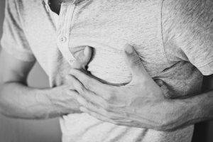 Aceite esencial de alcanfor, Problemas cardiacos