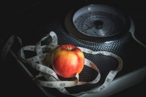 También debes hacer dieta y ejercicio