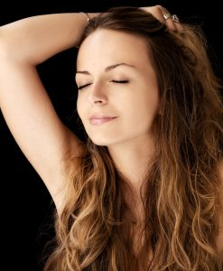 Aceite esencial de coo, piel saludable